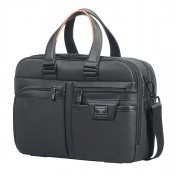 "Samsonite Zenith Bailhandle 15.6"" Expandable Black"