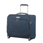 "Samsonite Spark SNG Rolling Tote 16"" Blue"
