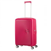 American Tourister Soundbox Spinner 67 Exp. Lightning Pink