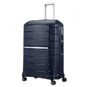 Samsonite Flux Spinner 81 Expandable Navy Blue