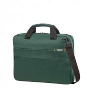 """Samsonite Network 3 Laptop Bag 15.6"""" Bottle Green"""