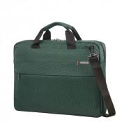 """Samsonite Network 3 Laptop Bag 17.3"""" Bottle Green"""