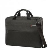 """Samsonite Network 3 Laptop Bag 17.3"""" Charcoal Black"""