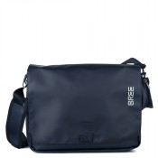Bree Punch 49 Messenger Bag Blue