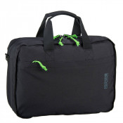Bree Punch 67 Style Briefcase Black