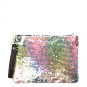 HXTN Supply Clutch Rainbow Sequins