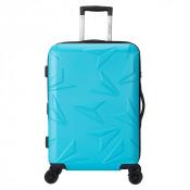 Decent Q-Luxx Trolley 67 Expandable Blue
