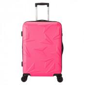 Decent Q-Luxx Trolley 67 Expandable Pink