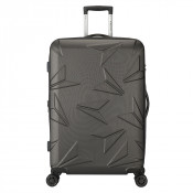 Decent Q-Luxx Trolley 77 Expandable Anthracite