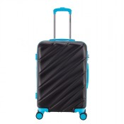 Decent Lumi Fix Spinner Koffer 66 Black/Blue