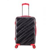 Decent Lumi Fix Spinner Koffer 66 Black/Red