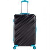 Decent Lumi Fix Spinner Koffer 77 Black/Blue