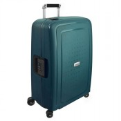 Samsonite S'Cure Deluxe Spinner 69 Metallic Green
