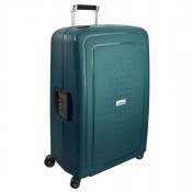 Samsonite S'Cure Deluxe Spinner 75 Metallic Green