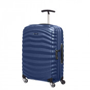 Samsonite Lite-Shock Spinner 55 Deep Blue