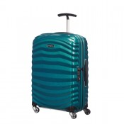Samsonite Lite-Shock Spinner 55 Petrol Blue