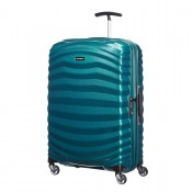 Samsonite Lite-Shock Spinner 69 Petrol Blue