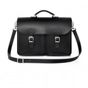 OldSchool Bags Schooltas Extra Large Zwart
