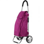CarryOn Shopping Cruiser Foldable Purple