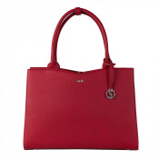 "Socha Businessbag Straight Line 14-15.6"" Red"