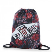Vans Benched Bag Novelty Black Dahlia