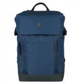 Victorinox Altmont Classic Deluxe Flapover Laptop Backpack Blue