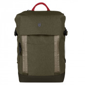 Victorinox Altmont Classic Deluxe Flapover Laptop Backpack Olive