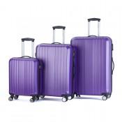 Decent Tobi 3-Delige Kofferset Paars