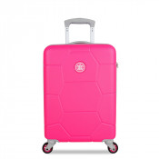 SuitSuit Caretta Playful Handbagage Spinner Hot Pink