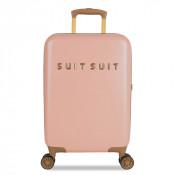 SuitSuit Fab Seventies Handbagage Spinner 55 Coral Cloud