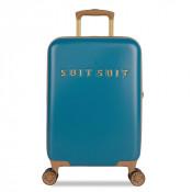 SuitSuit Fab Seventies Handbagage Spinner 55 Seaport Blue