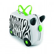 Trunki Ride-On Kinderkoffer Zimba de Zebra