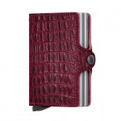 Secrid Twin Wallet Portemonnee Nile Red