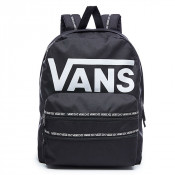 Vans Realm Sporty Rugzak Black/ White