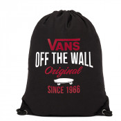 Vans Benched Bag Novelty Black/ Racing Red