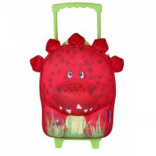 Okiedog Wildpack Koffer Trolley Small Dino