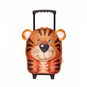 Okiedog Wildpack Koffer Trolley Small Tiger