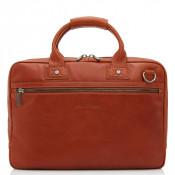 Castelijn & Beerens Firenze Business Laptoptas 15.6'' Licht Bruin 9472