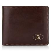 Castelijn & Beerens Gaucho Billfold 8 Creditcards 4288 Mocca