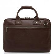 Castelijn & Beerens Firenze Business Laptoptas 15.6'' Mocca 9472