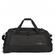 Travelite Kick Off Wheeled Duffle XL Black