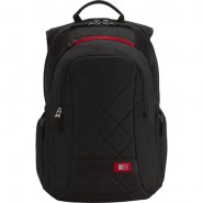 "Case Logic DLBP-114 14"" Laptop & Macbook Backpack Black"