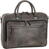 Leonhard Heyden Boston Briefcase 15.6'' Brown 5229