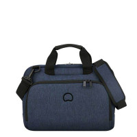 "Delsey Esplanade Laptop Bag 1-CPT 13.3"" Navy"