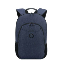 "Delsey Esplanade Laptop Backpack 13.3"" Navy"