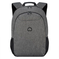 "Delsey Esplanade Laptop Backpack 17.3"" Anthracite"