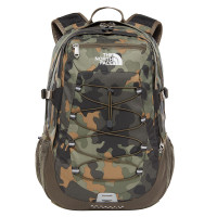 The North Face Borealis Classic Rugtas New Taupe Green Macrofleck Camo Print/New Taupe Green