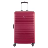 Delsey Segur Trolley Case 4 Wheel 78 Red
