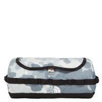 The North Face Base Camp Travel Canister L TNF White Macrofleck Camo Print/TNF Black