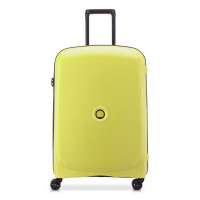Delsey Belmont Plus Spinner 71 Green Chartreuse